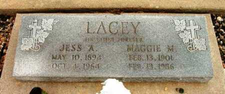 LACEY, JESS ALEXANDER - Yavapai County, Arizona | JESS ALEXANDER LACEY - Arizona Gravestone Photos