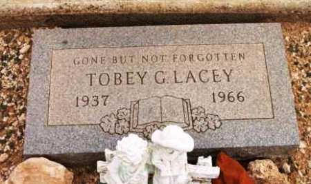 LACEY, TOBEY GEORGE - Yavapai County, Arizona | TOBEY GEORGE LACEY - Arizona Gravestone Photos