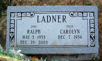 LADNER, RALPH GORDON - Yavapai County, Arizona | RALPH GORDON LADNER - Arizona Gravestone Photos