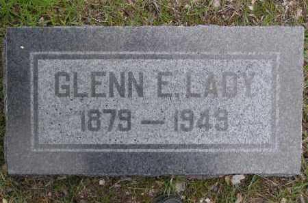 LADY, GLENN EVERETT - Yavapai County, Arizona   GLENN EVERETT LADY - Arizona Gravestone Photos