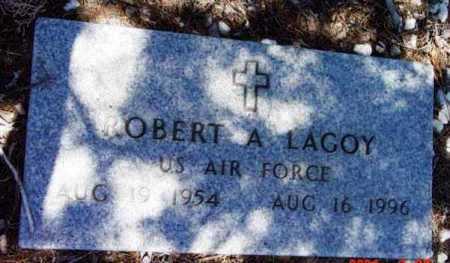 LAGOY, ROBERT A. - Yavapai County, Arizona   ROBERT A. LAGOY - Arizona Gravestone Photos