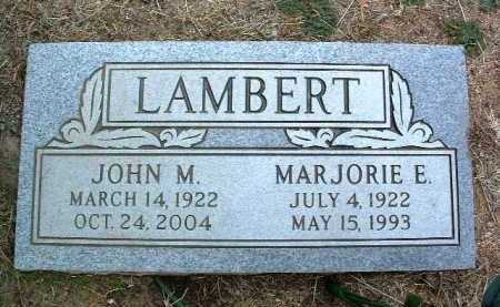 WALKER LAMBERT, MARJORIE - Yavapai County, Arizona | MARJORIE WALKER LAMBERT - Arizona Gravestone Photos