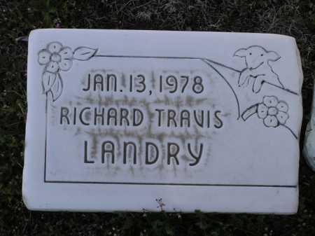 LANDRY, RICHARD TRAVIS - Yavapai County, Arizona | RICHARD TRAVIS LANDRY - Arizona Gravestone Photos