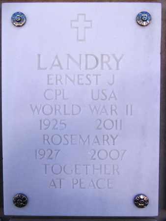 LANDRY, ROSEMARY - Yavapai County, Arizona | ROSEMARY LANDRY - Arizona Gravestone Photos