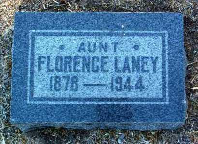 MILLER LANEY, FLORENCE - Yavapai County, Arizona | FLORENCE MILLER LANEY - Arizona Gravestone Photos