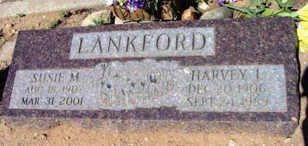 LANKFORD, SUSIE M. - Yavapai County, Arizona | SUSIE M. LANKFORD - Arizona Gravestone Photos