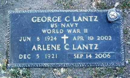 LANTZ, ARLENE CAROL - Yavapai County, Arizona | ARLENE CAROL LANTZ - Arizona Gravestone Photos