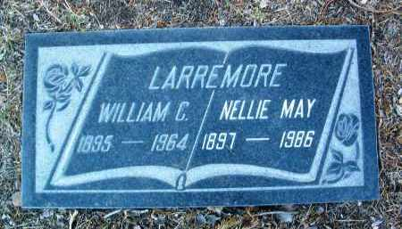 LARREMORE, NELLIE MAY - Yavapai County, Arizona | NELLIE MAY LARREMORE - Arizona Gravestone Photos