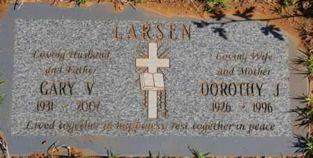 LARSEN, DOROTHY J. - Yavapai County, Arizona | DOROTHY J. LARSEN - Arizona Gravestone Photos