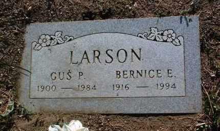 LARSON, BERNICE ELIZABETH - Yavapai County, Arizona | BERNICE ELIZABETH LARSON - Arizona Gravestone Photos