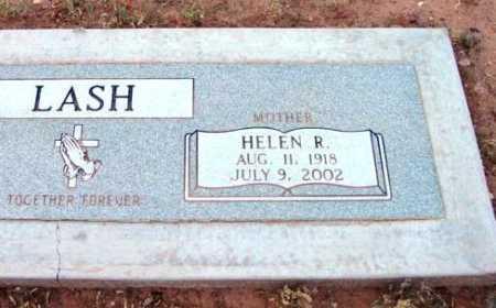 LASH, HELEN MARGARET - Yavapai County, Arizona | HELEN MARGARET LASH - Arizona Gravestone Photos