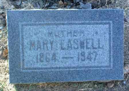 MURRAY LASWELL, MARY J. - Yavapai County, Arizona | MARY J. MURRAY LASWELL - Arizona Gravestone Photos