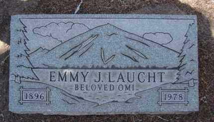 LAUCHT, EMMY J. - Yavapai County, Arizona | EMMY J. LAUCHT - Arizona Gravestone Photos