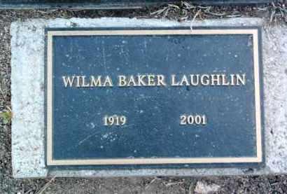 CHASE BAKER, WILMA - Yavapai County, Arizona | WILMA CHASE BAKER - Arizona Gravestone Photos