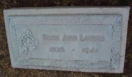CARDIS LAVERS, RUTH ANN - Yavapai County, Arizona | RUTH ANN CARDIS LAVERS - Arizona Gravestone Photos