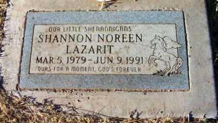 LAZARIT, SHANNON NOREEN - Yavapai County, Arizona   SHANNON NOREEN LAZARIT - Arizona Gravestone Photos