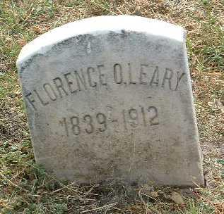 O'LEARY, FLORENCE - Yavapai County, Arizona | FLORENCE O'LEARY - Arizona Gravestone Photos