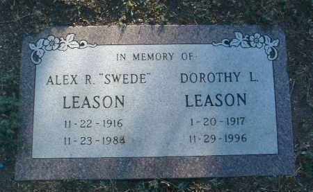 LEASON, DOROTHY LOUISE - Yavapai County, Arizona | DOROTHY LOUISE LEASON - Arizona Gravestone Photos
