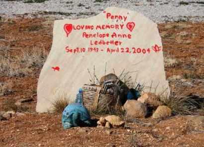 SMITH LEDBETTER, PENELOPE ANNE (PENNY) - Yavapai County, Arizona   PENELOPE ANNE (PENNY) SMITH LEDBETTER - Arizona Gravestone Photos
