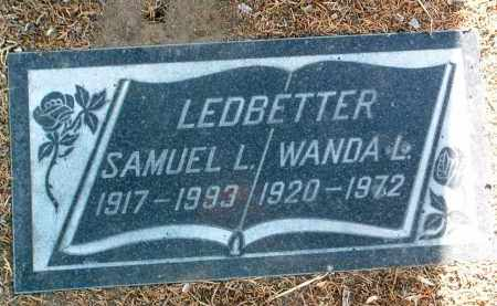 LEDBETTER, WANDA LAVELLE - Yavapai County, Arizona   WANDA LAVELLE LEDBETTER - Arizona Gravestone Photos