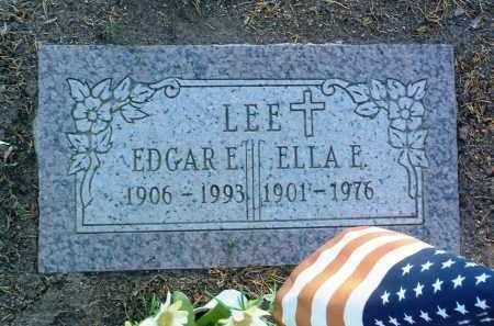 LEE, EDGAR EVANS - Yavapai County, Arizona   EDGAR EVANS LEE - Arizona Gravestone Photos