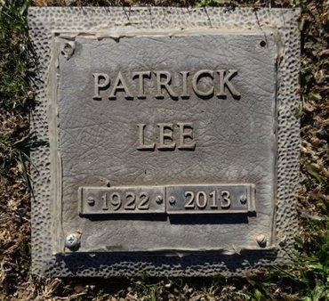 LEE, PATRICK - Yavapai County, Arizona | PATRICK LEE - Arizona Gravestone Photos