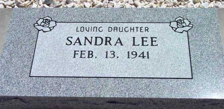 SNOW, SANDRA LEE - Yavapai County, Arizona | SANDRA LEE SNOW - Arizona Gravestone Photos