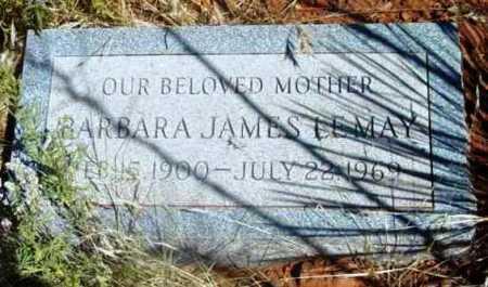 LEMAY, BARBARA JAMES - Yavapai County, Arizona | BARBARA JAMES LEMAY - Arizona Gravestone Photos