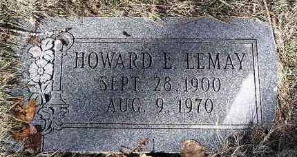 LEMAY, HOWARD E. - Yavapai County, Arizona   HOWARD E. LEMAY - Arizona Gravestone Photos