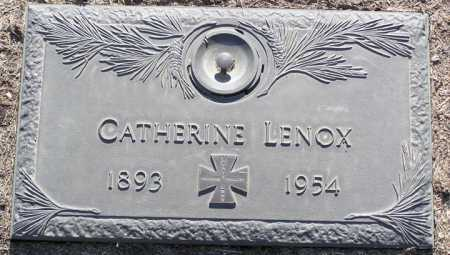 DAILY LENOX, CATHERINE - Yavapai County, Arizona | CATHERINE DAILY LENOX - Arizona Gravestone Photos