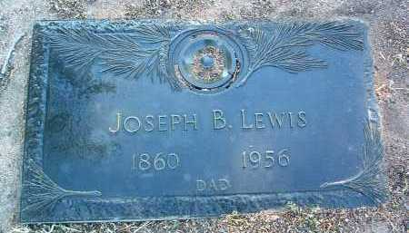 LEWIS, JOSEPH BENJAMIN - Yavapai County, Arizona | JOSEPH BENJAMIN LEWIS - Arizona Gravestone Photos