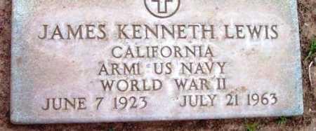 LEWIS, JAMES KENNETH - Yavapai County, Arizona | JAMES KENNETH LEWIS - Arizona Gravestone Photos