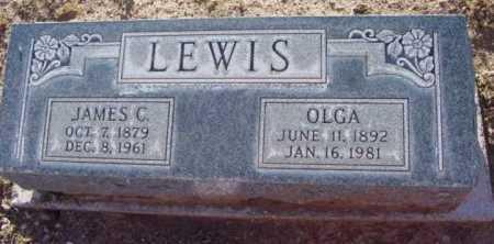 LEWIS, JAMES CONRAD - Yavapai County, Arizona | JAMES CONRAD LEWIS - Arizona Gravestone Photos