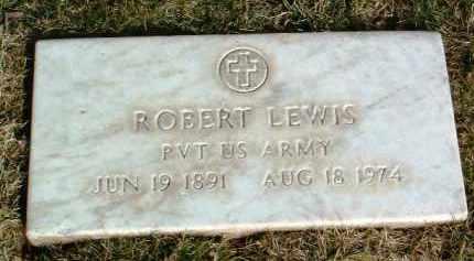 LEWIS, ROBERT - Yavapai County, Arizona   ROBERT LEWIS - Arizona Gravestone Photos