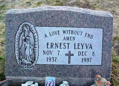 LEYVA, ERNEST - Yavapai County, Arizona | ERNEST LEYVA - Arizona Gravestone Photos