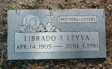 LEYVA, LIBRADO T. - Yavapai County, Arizona   LIBRADO T. LEYVA - Arizona Gravestone Photos