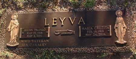 LEYVA, MARIA CRUZITA - Yavapai County, Arizona | MARIA CRUZITA LEYVA - Arizona Gravestone Photos