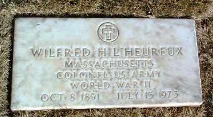L'HEUREUX, WILFORD HENRY - Yavapai County, Arizona | WILFORD HENRY L'HEUREUX - Arizona Gravestone Photos