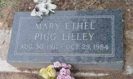 LILLEY, MARY ETHEL - Yavapai County, Arizona   MARY ETHEL LILLEY - Arizona Gravestone Photos