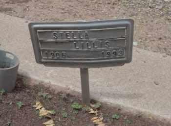 LILLIS, STELLA A. - Yavapai County, Arizona | STELLA A. LILLIS - Arizona Gravestone Photos
