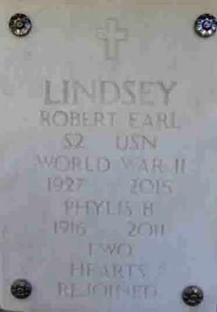 LINDSEY, PHYLLIS B. - Yavapai County, Arizona | PHYLLIS B. LINDSEY - Arizona Gravestone Photos