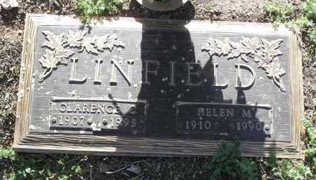 LINFIELD, HELEN M. - Yavapai County, Arizona | HELEN M. LINFIELD - Arizona Gravestone Photos