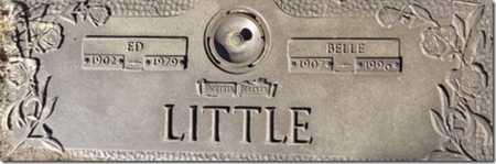 LITTLE, EDDIE L. (ED) - Yavapai County, Arizona   EDDIE L. (ED) LITTLE - Arizona Gravestone Photos