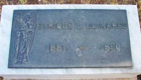 LLINARES, ENRIQUE FLORET - Yavapai County, Arizona   ENRIQUE FLORET LLINARES - Arizona Gravestone Photos
