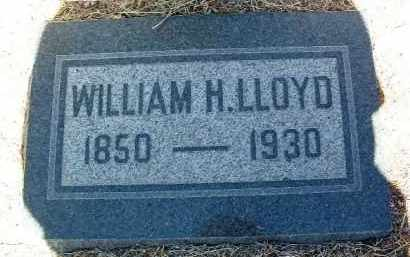 LLOYD, WILLIAM H. - Yavapai County, Arizona | WILLIAM H. LLOYD - Arizona Gravestone Photos