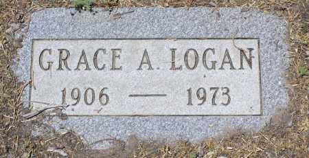LOGAN, GRACE AMANDA - Yavapai County, Arizona | GRACE AMANDA LOGAN - Arizona Gravestone Photos