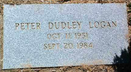 LOGAN, PETER DUDLEY - Yavapai County, Arizona | PETER DUDLEY LOGAN - Arizona Gravestone Photos