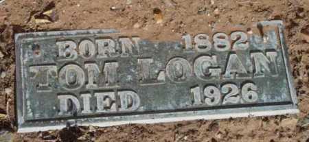 LOGAN, TOM - Yavapai County, Arizona | TOM LOGAN - Arizona Gravestone Photos