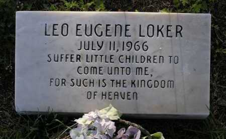 LOKER, LEO EUGENE - Yavapai County, Arizona | LEO EUGENE LOKER - Arizona Gravestone Photos