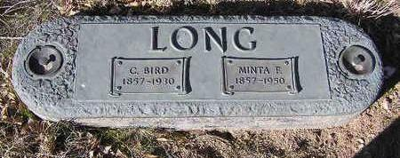 LONG, C. BIRD - Yavapai County, Arizona | C. BIRD LONG - Arizona Gravestone Photos